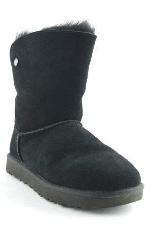 "UGG Australia Snow Boots ""W Valentina Black 40"""