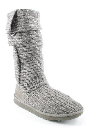 UGG Australia Stretch Boots grey extravagant style