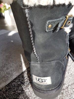 UGG Australia Winterboots in schwarz