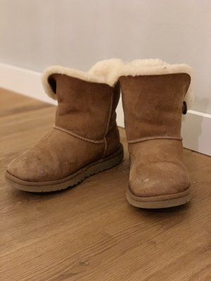 Ugg Bailey Button Boots in beige