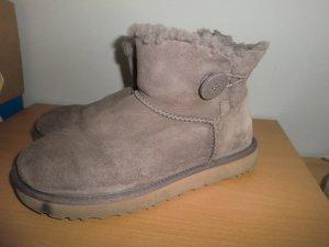 UGG Australia Desert Boots grey brown-light brown