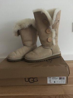UGG Bailey Button tall - Sand