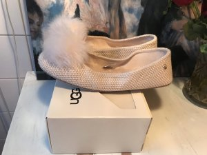 UGG House Shoes natural white