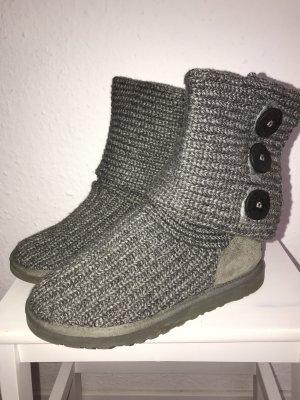 Ugg Baumwollstrick boots