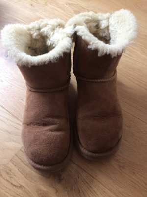 UGG Boot Bailey bow beige