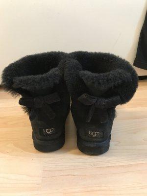 Ugg Boot Mini Bailey Bow Cord