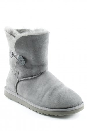 "UGG Booties ""Bailey Button"" grau"