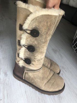 UGG Winter Boots multicolored wool