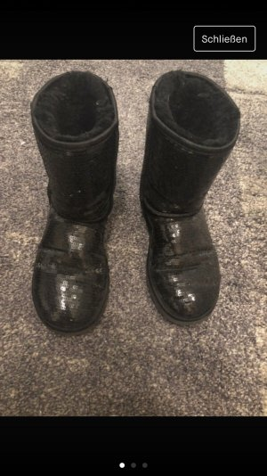 UGG Australia Winter Boots black