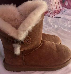 UGG Australia Boots white-light brown