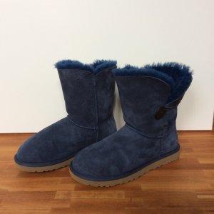 Ugg Boots AUSTRALIA Bailey Button Blue