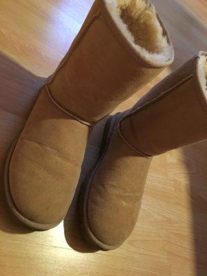UGG Boots Australia beige