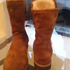 Ugg Boots Australia in cognac Farbe Gr.37