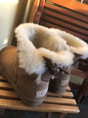 "UGG Boots ""Bailey Bow"""