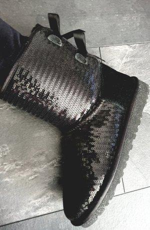 UGG Halfhoge laarzen zwart