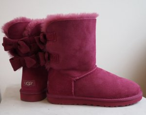 UGG Boots Bailey Bow Pink