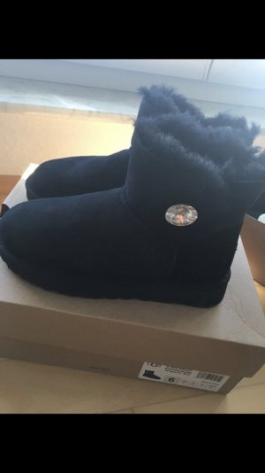 Ugg Boots Bailey Button bling