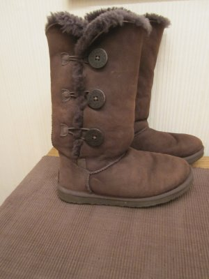 UGG Boots Bailey Button high, Gr. 37