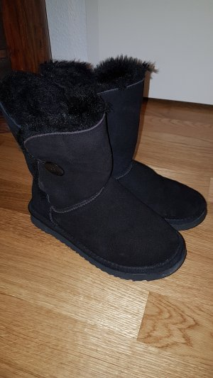 Ugg Boots Bailey Button II (40) in Schwarz