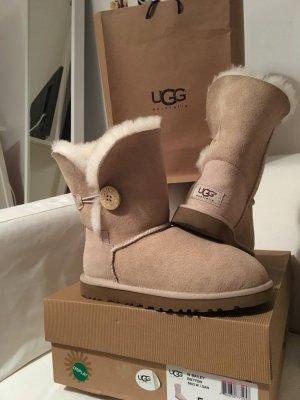 Ugg Boots / beige, Größe 36