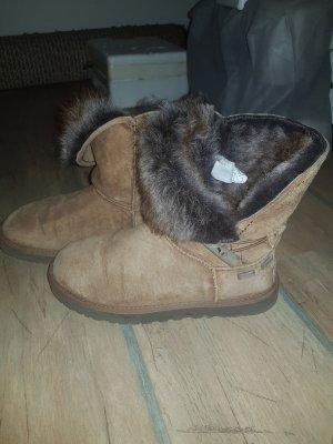 Ugg boots braun beige