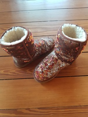 UGG Australia Desert Boots light brown leather
