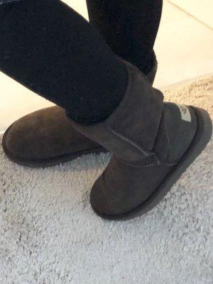 Ugg Boots braun Gr. 38 Stiefel Winterstiefel