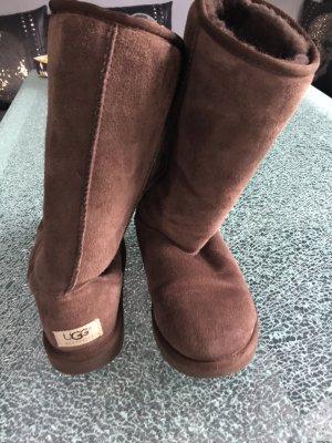 Ugg Boots braun Größe W6 37