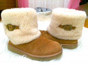 UGG Boots Chestnut - Sonderedition