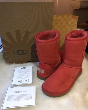 UGG Boots Classic Coral