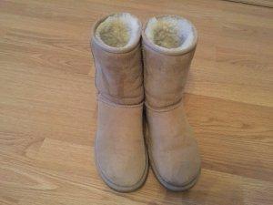 Ugg Boots Classic Short beige