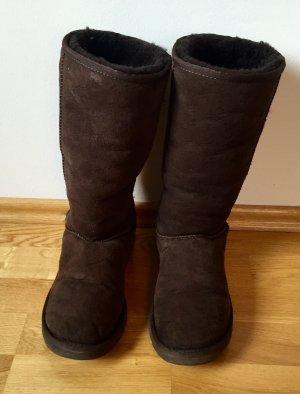 UGG Boots Classic tall 39 dunkelbraun