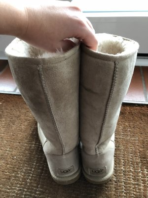 Ugg Boots Classic Tall beige W7