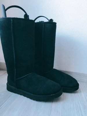 Ugg Boots Classic tall black Gr. 38