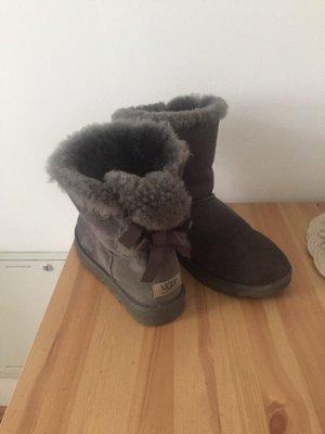 Ugg Boots Gr. 38 grau