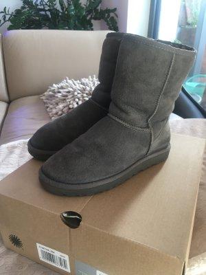 UGG Boots Gr 38 grau