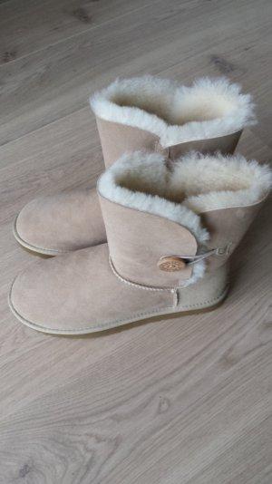 ugg boots Gr 40/9 hell beige