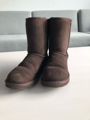UGG Boots Gr. 40 in chocolate