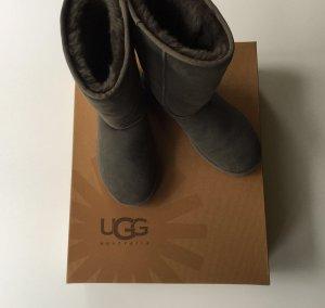 Ugg Boots Grau hoher Schaft
