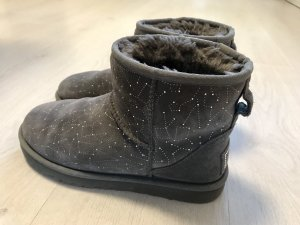 UGG Boots grau Swarovski neuwertig