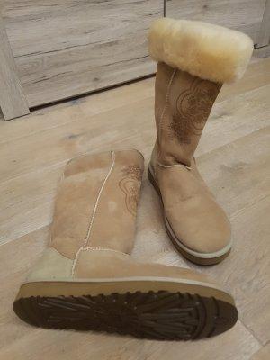 Ugg Boots hellbraun