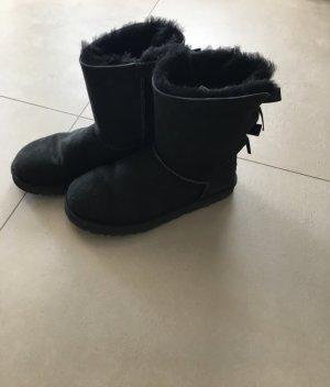 UGG Boots in schwarz