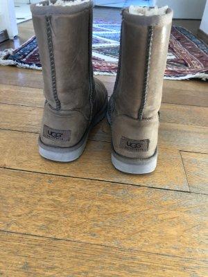 UGG Boots Leder Gr 37