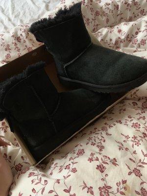 Ugg boots Mini Bailey Bow gr. 38 schwarz