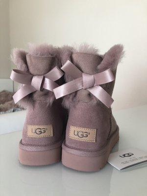 Ugg Boots| Mini Bailey Bow ll, rose