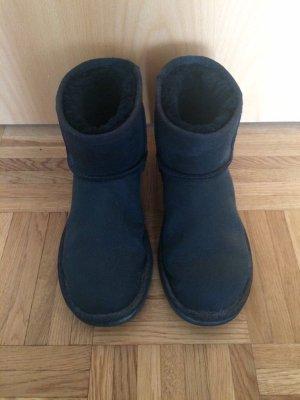UGG Boots Mini Leather