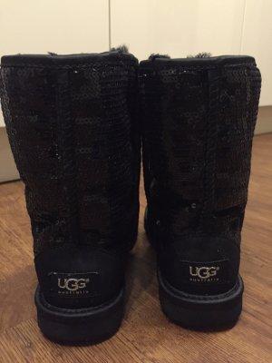 UGG Boots mit Pailletten