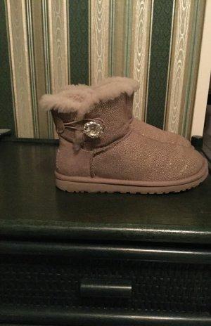 Ugg Boots mit Swarovski Steinen