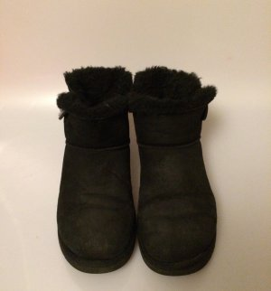 UGG Boots original Mini Bailey Button Black 39