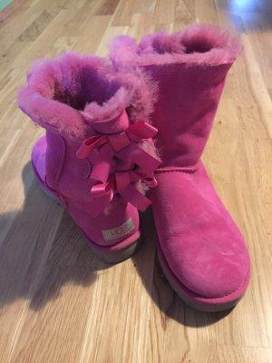 UGG Boots pink Größe 38